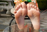 Jojo Kiss - Footfetish 606ok1ubfgu.jpg