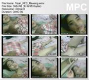 th 28868 Fizah KFC Rawang 123 194lo Koleksi 3gp Melayu June 2010 (19.5MB)