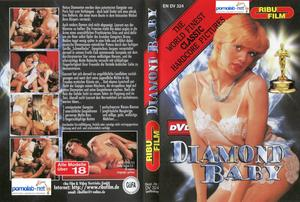 Diamond Baby / aka La Chatte Aux Tresors / aka Jambes Ecartées, Pénétrations En Force / Бриллиантовая Девочка (Michel Jean, Ribu Film) [1984 г., All Sex,Classic, DVDRip]