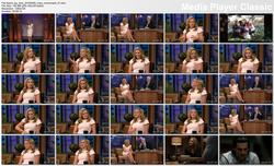 Mary McCormack @ The Tonight Show w/Jay Leno 2010-04-09