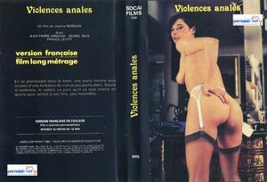 Violences Anales / Анальные Страсти (Jacques Péroni as Joanna Morgan, Europrodis / Socai) [1985 г., All Sex,Classic, VHSRip]