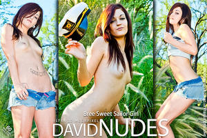 David-Nudes.com 2012.11.30 Bree Sweet Sailor Girl