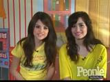 Demi Lovato & Selena Gomez: BTS @ People's Collector's Edition Magazine Shoot Captures [x 125] + Video