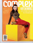 Kat Dennings Complex April/May 2011 Scans x6UHQ