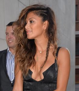 Nicole Scherzinger at Zuma restaurant in London 07-14-2014