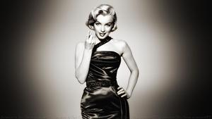 Marilyn Monroe Come Hither wallpaper