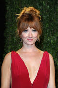 Judy Greer - Vanity Fair Oscar Party in West Hollywood 02/24/13 (HQ)