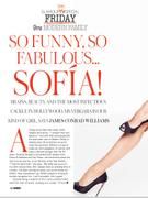 Sofia Vergara - Glamour UK - Nov 2012 (x5)