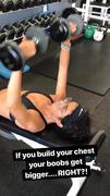 Sarah Hyland - Sexy Workout, July 25, 2018