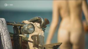 Tanja Wedhorn Lebe Lieber Italienisch P Nackt